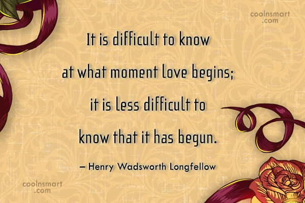 Quote: It is difficult to know at what...