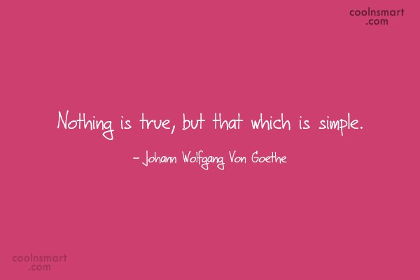 Quote: Nothing is true, but that which is...