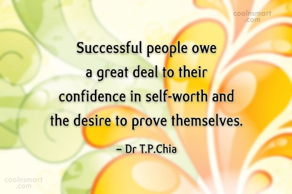 Success Quote: Successful people owe a great deal to...