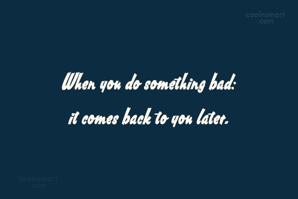 karma quotes and sayings images pictures coolnsmart