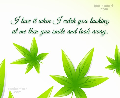 Quote: I love it when I catch you...