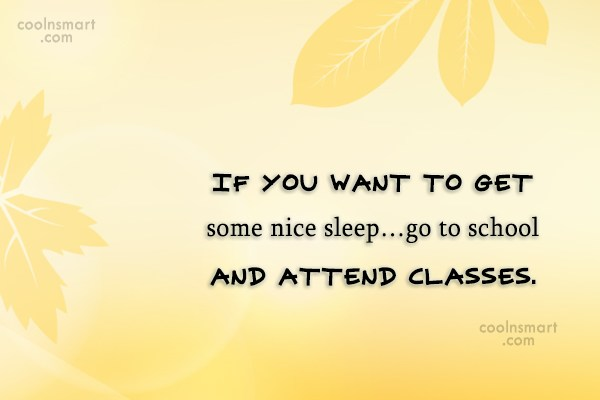 Sleep Quote: If you want to get some nice...