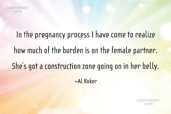 Quote: In the pregnancy process I have come...
