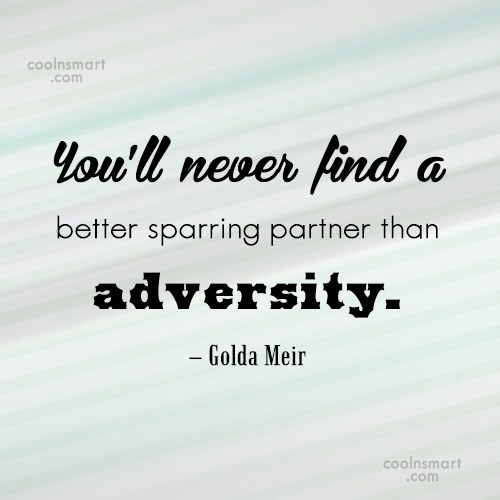 Quote: You'll never find a better sparring partner...