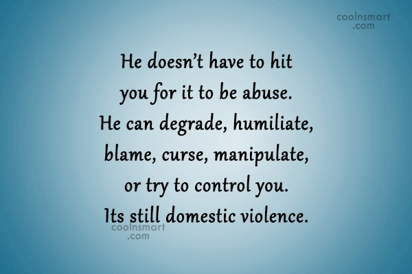 Funny Domestic Violence Quotes. QuotesGram