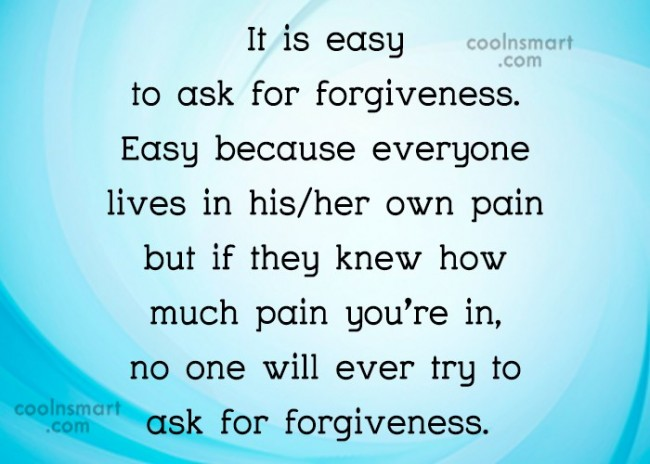 how to ask forgiveness in islam
