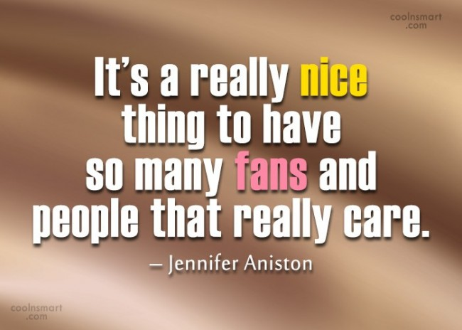 Quote: It's a really nice thing to have...