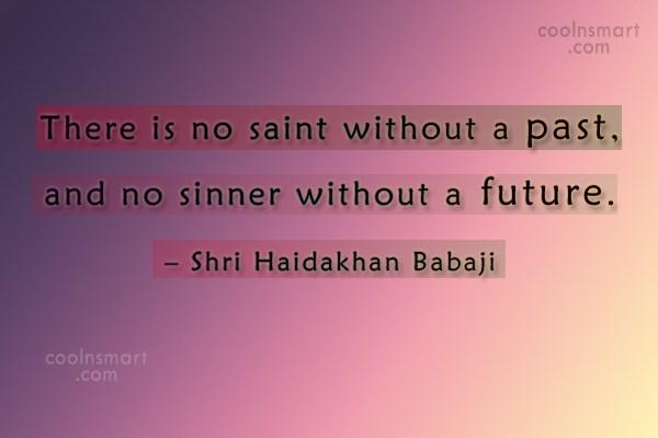 Mahavatar Babaji, le maître immortel No-sinner-without-future