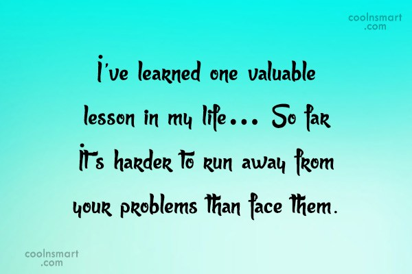 Problem Quotes Sayings About Obstacles Images Pictures Coolnsmart