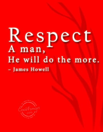 Respect Quotes And Sayings Images Pictures Page 2 Coolnsmart