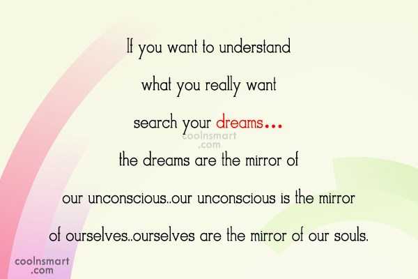 Quote: If you want to understand what you...