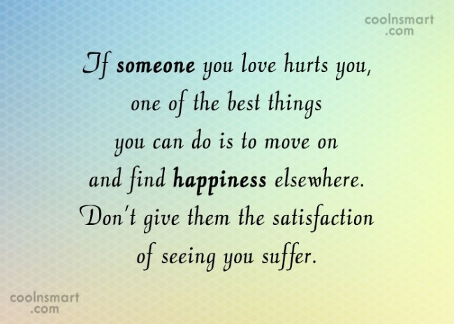 Hurt Quotes and Sayings (43 quotes) - CoolNSmart