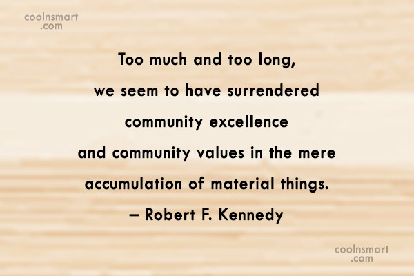 Quote: Too much and too long, we seem...