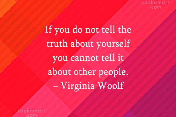 Truth Quote: If you do not tell the truth...