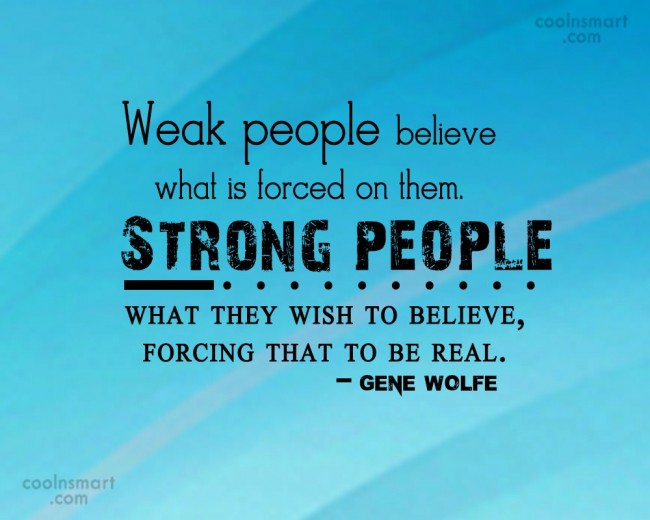 Weakness Quotes and Sayings - Images, Pictures - CoolNSmart